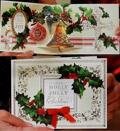 Anna Griffin® Christmas Pop-Up Cardmaking Kit - 7834435 Pop Up Christmas Cards, Christmas Collage, Christmas Pops, Xmas Cards, Holiday Cards, Pop Out Cards, Pop Up Greeting Cards, Anna Griffin Inc, Anna Griffin Cards