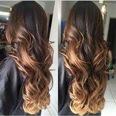 ombre hair platinado em morenas - Pesquisa Google