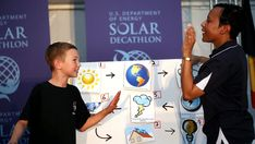 This year, #Smithsonian #SummerCamp is including a Go Green camp for kids in grades 5-7, with special focus on the Solar Decathlon! Kids will learn about clean energy careers, and visit the Solar Village and meet the student teams in the #SolarDecathlonBuild Challenge! Register your child now! 🌞🌳🌎🏕️  @SmithsonianTSA  @SmithsonianFolk@SmithsonianTSA  @SmithsonianFolk