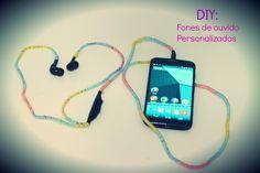 DIY: Fones de ouvido personalizados