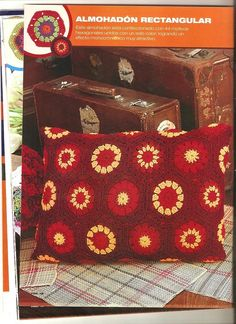 Альбом«Decohogar crochet edicion especial 2011»/мотивы для дома/. Обсуждение на…