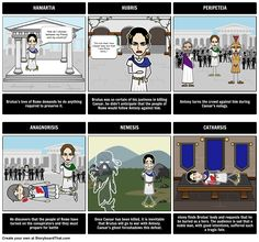the tragedy of julius caesar five act structure create a five  how is brutus the tragic hero in the tragedy of julius caesar create a storyboard