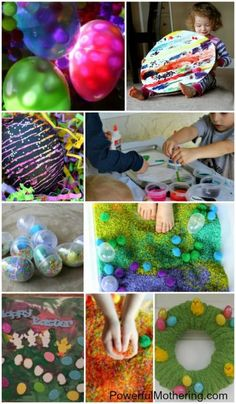 More than 40 ideas for Easter kids activities and crafts to try with your family this spring. These are my top picks for things to do before Easter.