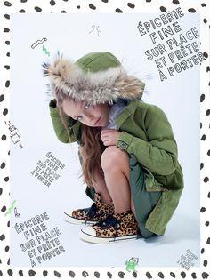 COLLEZIONI bambini Russia Fall winter 14/15 - bundenko photo & collage artist