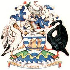 photo: lake macquarie coat of arms