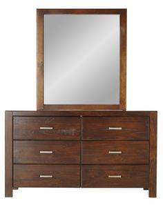 Longreach Dresser & Mirror