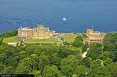 Culzean Castle, Cuzlean, Scotland, United Kingdom