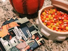 Easy Halloween Treats are all up on the blog today! Eat, drink, and be scary!!   #igopink #bcca #breastcancer #blog #lifestyle #halloween