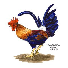 No.066 Rooster