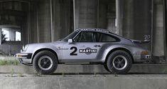 De retour d'Afrique du Sud, je ne pouvais pas vous laisser passer à côté de cette superbe Porsche 911 Safari de 1978 actuellement en vente !