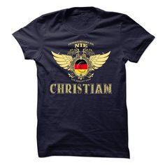Unterschatzen Sie nie die Macht von CHRISTIAN T-Shirts, Hoodies, Sweatshirts, Tee Shirts (19$ ==► Shopping Now!)