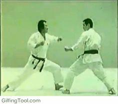"""Sneaky Karate sweep -- same function as """"Tang Ni Bu"""" (""""Wading Through Mud"""") in Bagua Zhang..."""