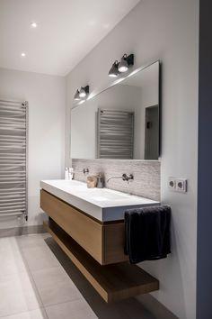Design interieur, stephen versteegh, the art of living Best Bathroom Designs, Bathroom Design Luxury, Modern Bathroom Design, Sink Design, Lavatory Design, Design Design, Bathroom Renos, Bathroom Vanities, Bathroom Ideas