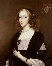 Johan de Witt - married  Wendela Bicker (1659), painting by Adriaen Hanneman -- Wikipedia, the free encyclopedia