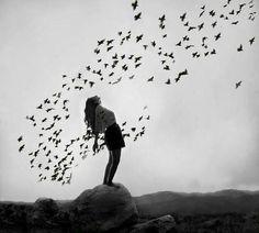 Eu levanto diariamente com a intensão de levar Amor ao Mundo.. E vou continuar ditando minha própria cartilha... Fazendo coisas tidas como anormais, poetizando a vida... Vivendo da maneira que os outros costumam julgar como fora do padrão... Não sigo as regras de ninguém e as vezes nem mesmo as minhas!  Se você chama isso de Loucura....  Deus me ensinou a chamar de FÉ!  (font:Rafael Vocalista G+)