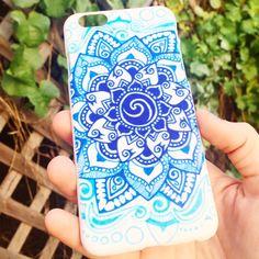 Mermaid Flower iPhone Case