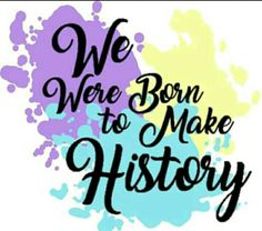 """""""Born to make history"""" Stickers by twintelepathy Ice Tattoo, ユーリ!!! On Ice, Memes, Anime Stickers, History Channel, Yuri On Ice, All Anime, Anime Stuff, Steven Universe"""