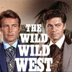 The Wild Wild West tv show. I used to dream Robert Conrad was my boyfriend!
