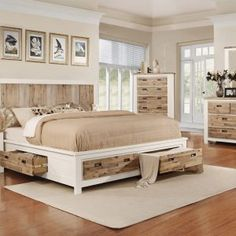Gardner White King Size Bedroom Set