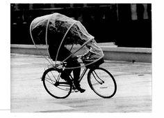 The All-Weather Bike :: Brett Rogers E Biker, Velo Cargo, Bike Trailer, Bike Shoes, Bike Bag, Bicycle Maintenance, Cool Bike Accessories, Bike Design, Vintage Bicycles