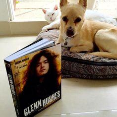 Glenn Hughes autobiografie
