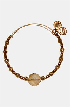 Alex and Ani 'Full Circle' Expandable Wire Bangle available at #Nordstrom