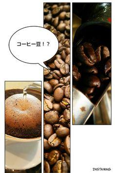 コーヒー豆の気持ち??