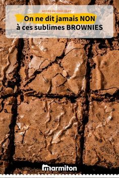 Brownies This really is the Best Brownie Recipe ever! These homemade brownies are the perfect chewy fudge squares of chocolate. You'll never buy a boxed brownie mix again! Cookie Dough Cake, Chocolate Chip Cookie Dough, Chocolate Brownies, Chocolate Desserts, Homemade Brownies, Best Brownies, Boxed Brownies, Dessert Party, Best Brownie Recipe