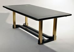 Auxerre Table by Matthew Fairbank Design