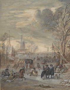 Hollandse meesters tentoonstelling Teylers museum