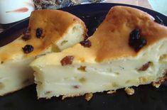 Joghurtos és mazsolás süti, hogy még jobb legyen a napod