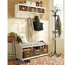Samantha Entryway Collection #potterybarn