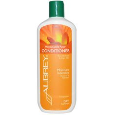 Aubrey Organics, Honeysuckle Rose Conditioner, Moisture Intensive, Dry, 11 fl oz (325 ml)