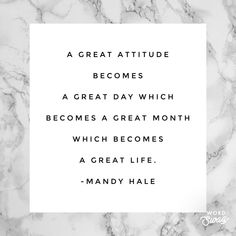 """Live Your Best Life on Instagram: """"No matter how your day may have been so far, it's never too late to change it. So start with your attitude and be amazed by the results.…"""" Great Life, Live For Yourself, Attitude, I Am Awesome, How To Become, Change, Motivation, Words, Day"""