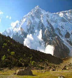 Nanga Parbat :: Himalayas, Pakistan • The ninth highest mountain in the world.