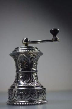Zilveren pepermolen - Duitsland - begin 20e eeuw