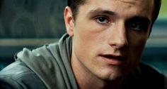 Josh as Peeta <3