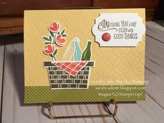 Big Sky Stamping: Picnic With You