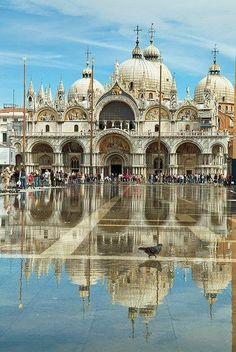 San Marco, Venice, Italy    posted by www.futons-direct.co.uk