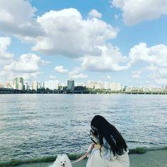 Korean Girl Photo, Do It Right, Aaliyah, Girl Photos, New York Skyline, Live, Travel, Instagram, Girl Pics