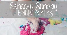 This might just be the best idea ever invented - edible paint! I have seen lots of recipes around the place lately with the most popular...