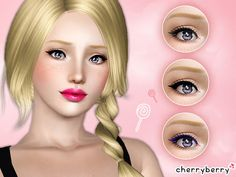 Lollipop eyeliner- http://www.thesimsresource.com/downloads/details/category/sims3-makeup-eyeliner/title/lollipop-eyeliner/id/1232333/