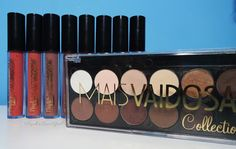 Jaqueline Chaves : Batons Nudes Collection Mais Vaidosa + Paleta de S...