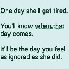 I've felt this way more times than I care to count & it hurts. But the time does come & you're so much better off. Badass Quotes, True Quotes, Great Quotes, Words Quotes, Quotes To Live By, Inspirational Quotes, Sayings, Thats The Way, That Way