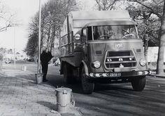 Vuilniswagen 1964