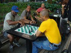 Washington square July 2014