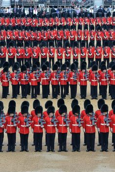 Trooping the Colour Ceremony 2015