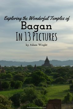 Myanmar – Exploring the Wonderful Temples of Bagan In 13 Pictures Myanmar Travel, Asia Travel, Explore Dream Discover, Places In Europe, Bagan, Tourist Spots, Beautiful Places In The World, Travel Activities, Temples