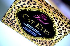 Makeup Wars: The Too Faced Cat Eyes Palette is Purrrfect!