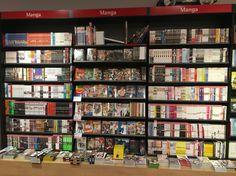 So many Mangas. I falling in Love